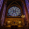 The Rear of Sainte-Chapelle