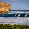 Surfers at Po'ipu