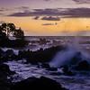 Early Morning Surf at Ke'anae
