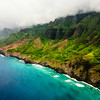 The Cathedrals of the Na Pali Coast on Kau'i