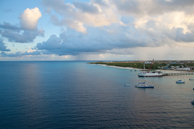 "This Grand Turk Sunrise is available as a 20"" x 30"" print."