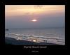 "Myrtle Beach Sunset<br /> <br /> July 2005<br /> <br /> 11"" X 14"""