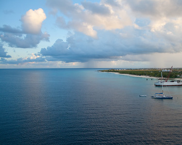 """This Grand Turk Sunrise is available as an 8"""" x 10"""" print."""