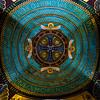Monte Cassino Crypt Ceiling Mosaic