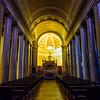 Chiesa di Sant'Agostino (Montalcino) - Interior