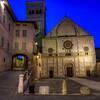 San Rufino Cathedral, Early Morning