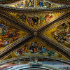 Orvieto Cathedral - Ceiling Frescoes 1