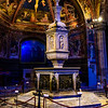 The Font in the Baptistery of the Siena Cathedral