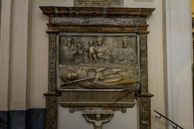 Amalfi Cathedral - Sarcophagus