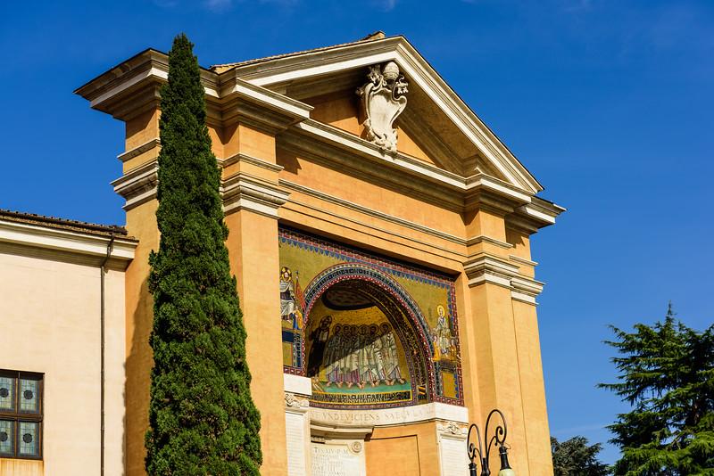 Chiesa Rettoria San Lorenzo in Palatio ad Sancta Sanctorum