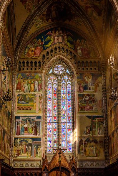 Duomo di Orvieto - Interior