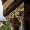 Amalfi Cathedral - Column Detail