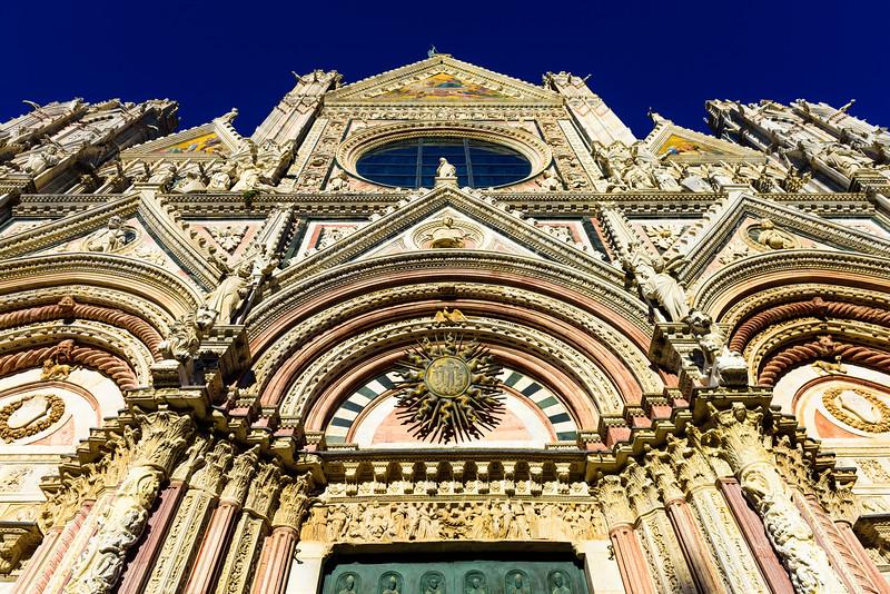 Duomo di Siena - Facade