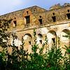 Pompeii Exterior Wall