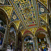Libreria Piccolomini - Frescoes and Ceiling Detail
