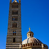 Duomo di Siena - Tower and Dome