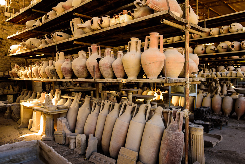Timeless Artifacts from Pompeii