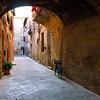 Buoncovento Alley
