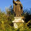 Statue of Santa Chiara d'Assisi (St. Clare)