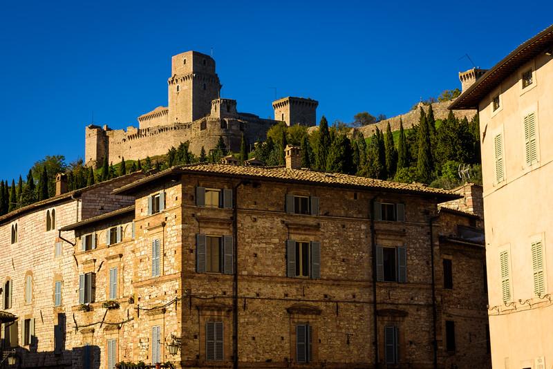 Rocca Maggiore - Street View