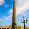 The Vatican Obelisk in St Peter's Square