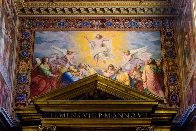 Basilica of St John Lateran - Ascension