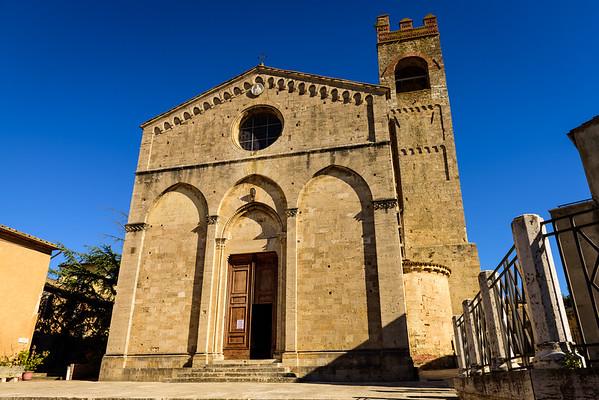 Basilica di Sant'Agata in Asciano