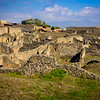 The Town of Pompeii