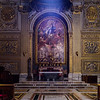 St. Peter's Basilica - Altar of Immaculate Conception