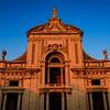 Basilica of Santa Maria degli Angeli at Golden Hour