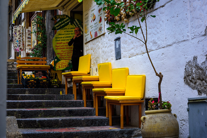 Amalfi Lemon Cafe