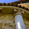Abbazia di Sant'Antimo - Column Detail
