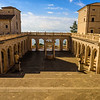 Abbey of Monte Cassino - Central Courtyard