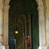 Central Door at St. Peter's Basilica