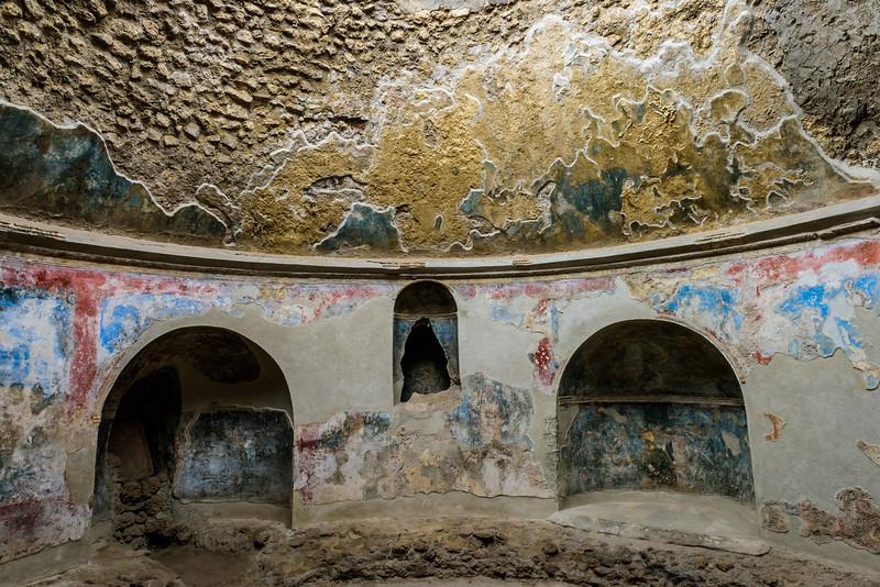 Interior Rotunda, Pompeii