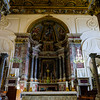 Amalfi Cathedral - Altar Detail