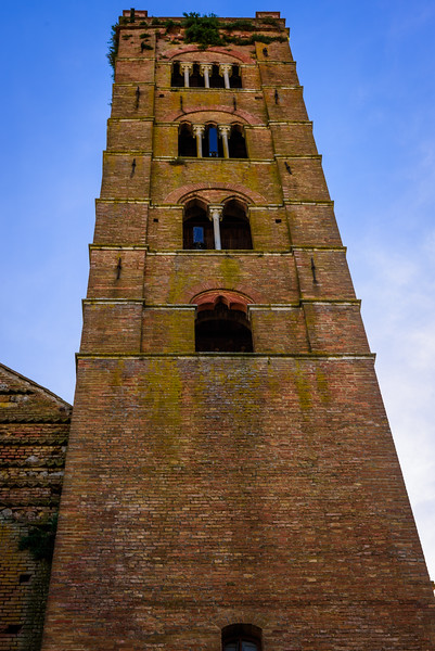 Basilica of Santa Maria dei Servi - Tower