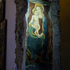 Basilica of the Crucifix - Column Art