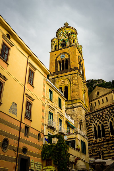 Amalfi Cathedral - The Tower
