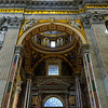 St. Peter's Basilica - Entrance to