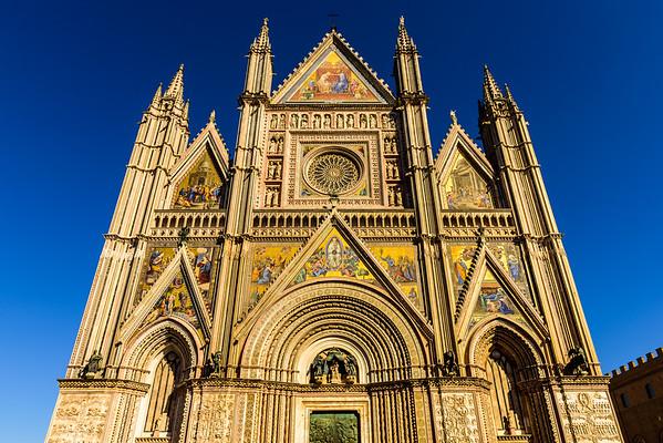 Duomo di Orvieto - The Facade