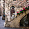 Assisi Street - Early Morning