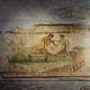 Brothel Artwork at Pompeii