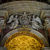 St. Peter's Basilica - Crown and Keys