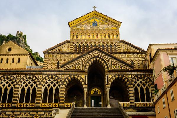 Duomo di Sant'Andrea Apostolo in Amalfi