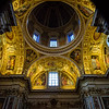 Santa Maria Maggiore - One of the Two Main Domes