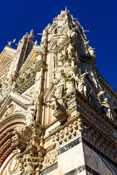 Duomo di Siena - Corner Detail