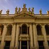 Basilica of St John Lateran - Facade