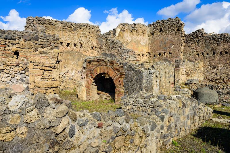Pompeii Bread Oven
