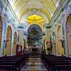 Chiesa di San Luca Evangelista (Praiano) - Interior